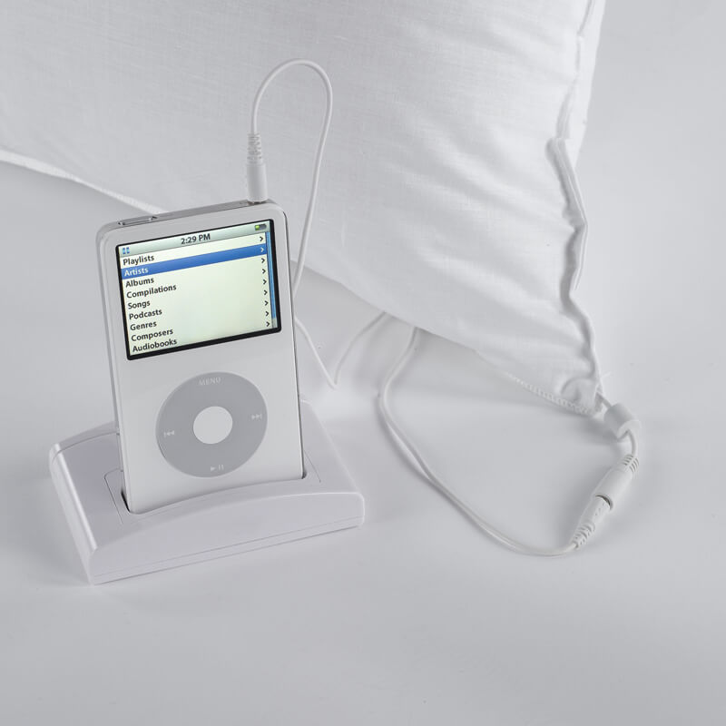 Sound Asleep iMusic Pillow