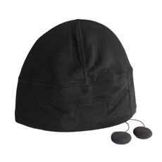 iHat - MP3 Headphone Hat