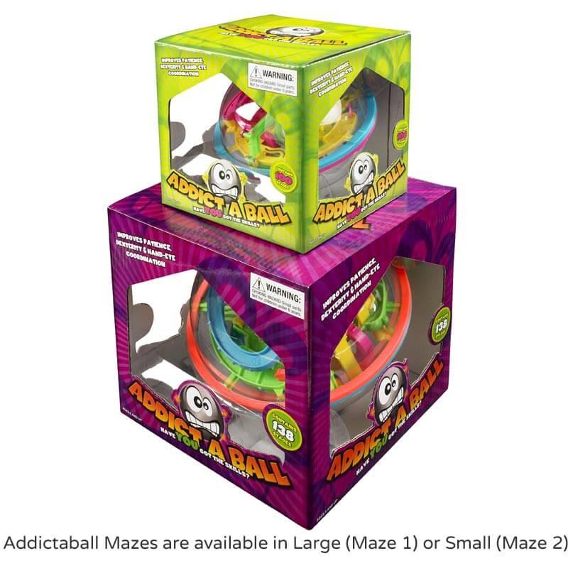 Addictaball Maze 1