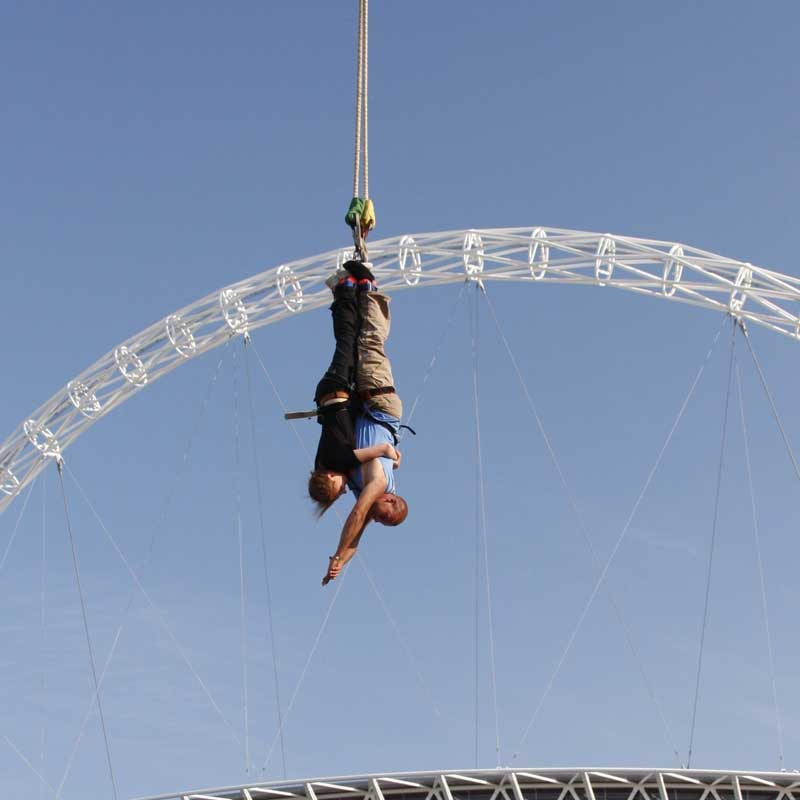 Lovers Leap Bungee Jump
