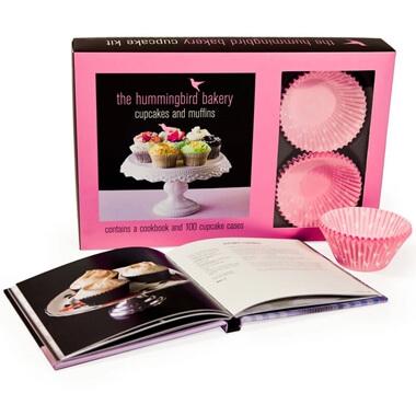 Cupcake Decorating Kit by Hummingbird Bakery