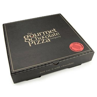 "Chocolate Pizza - Heavenly Honeycomb - 7"""