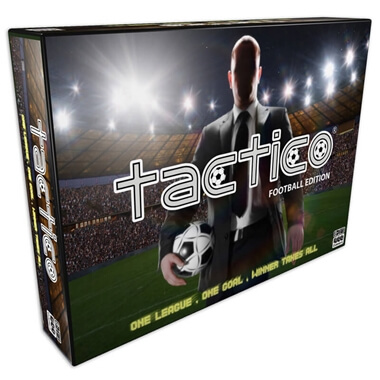 Tactico Football Board Game