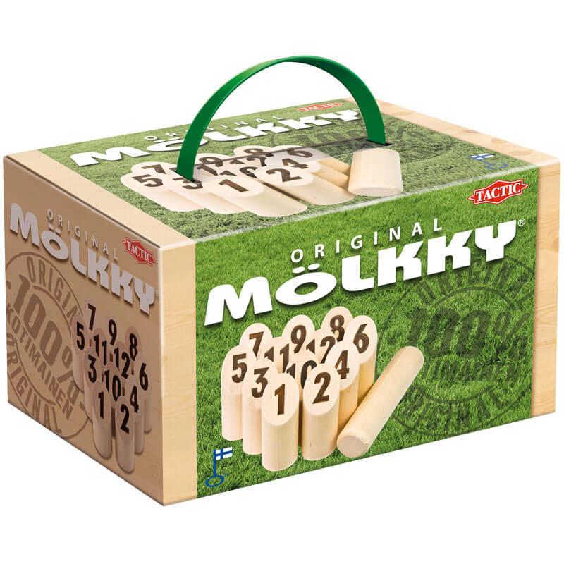 Molkky Skittles Game