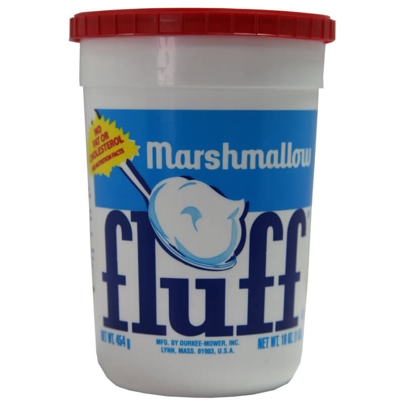 Marshmallow Fluff - 454g - Children's Birthday Your Kids Bday - 10th Birthday