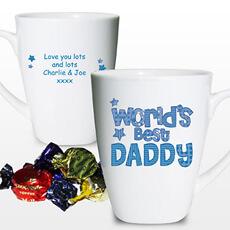 Personalised World's Best Mug