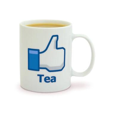Social Network Like Mug - Tea