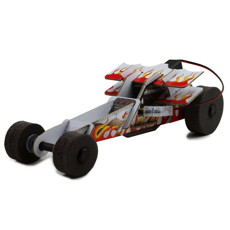 Build an Electric Dragster