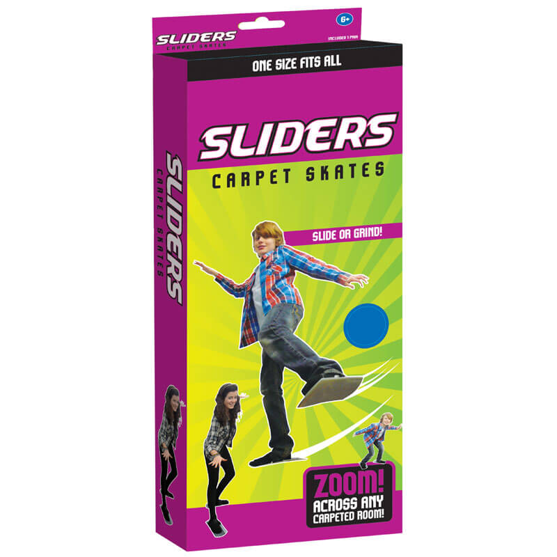 Sliders Carpet Skates