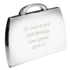 Personalised Handbag Compact