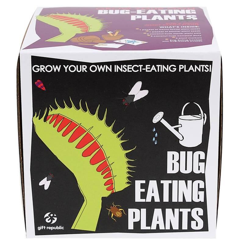 Sow and Grow - Bug-Eating Plants