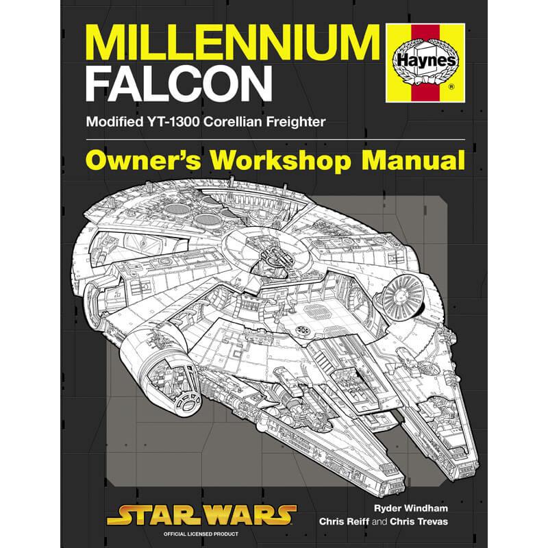 Star Wars Millennium Falcon Manual