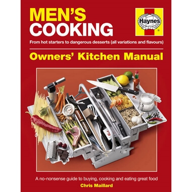 Haynes - Men's Cooking Manual