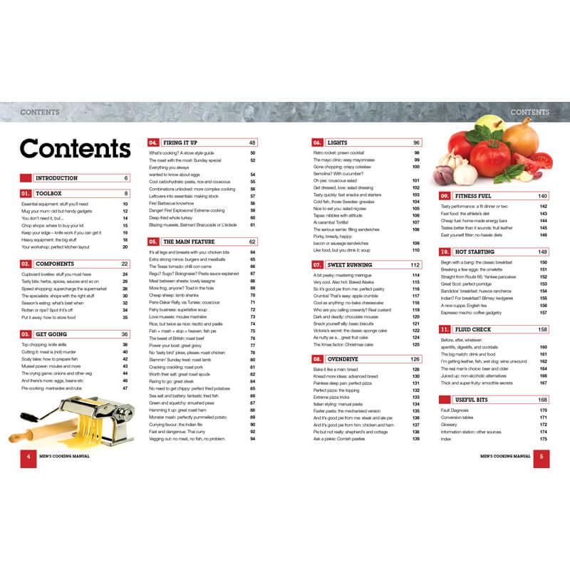 Haynes - Men's Cooking Manual