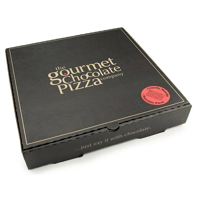 "70th Birthday Chocolate Pizza - 10"""