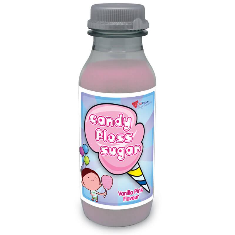 Candy Floss Sugar - Vanilla