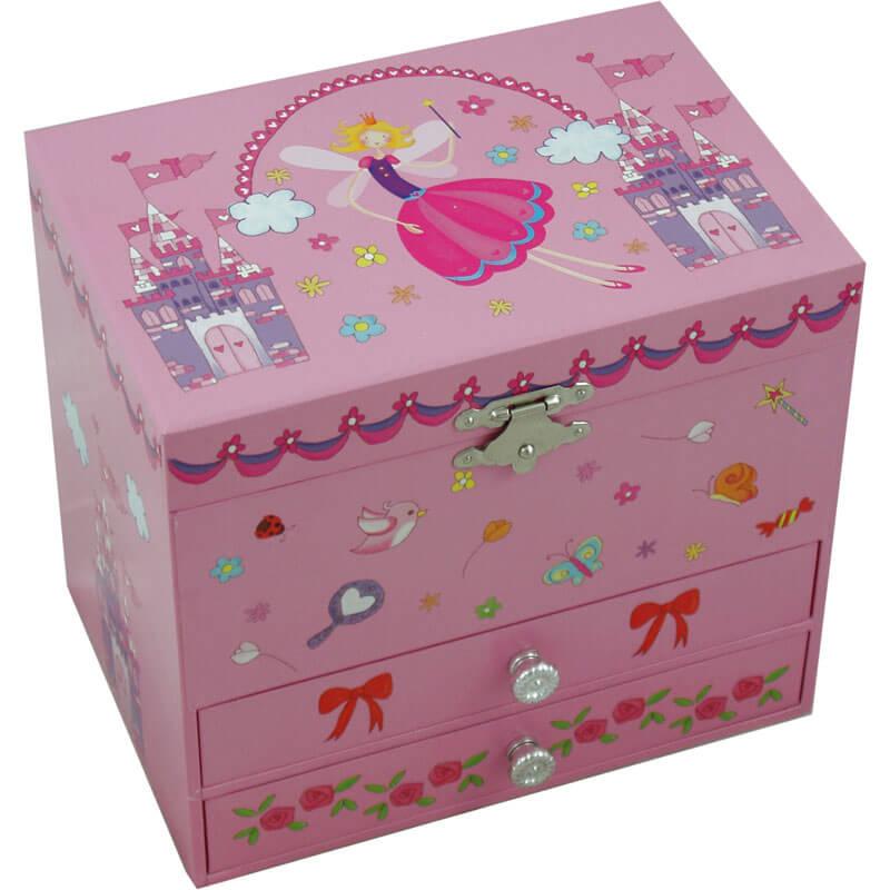 Wish Upon A Star - Fairy Musical Jewellery Box