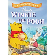 Personalised Disney Winnie the Pooh Book