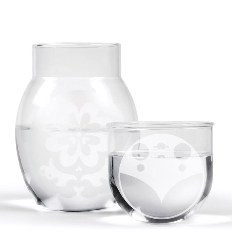 Drink Up - Russian Doll Bedside Carafe