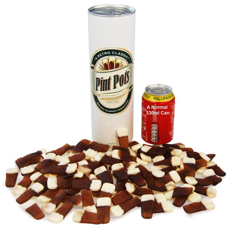 Pint of Beer Sweets - 30th gift