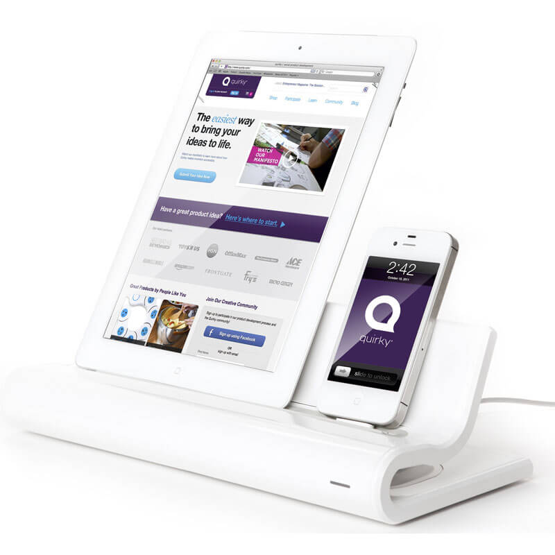 Quirky Converge - Rest and Recharge Docking Station