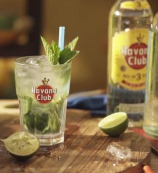 Havana Club  Old Fashioned