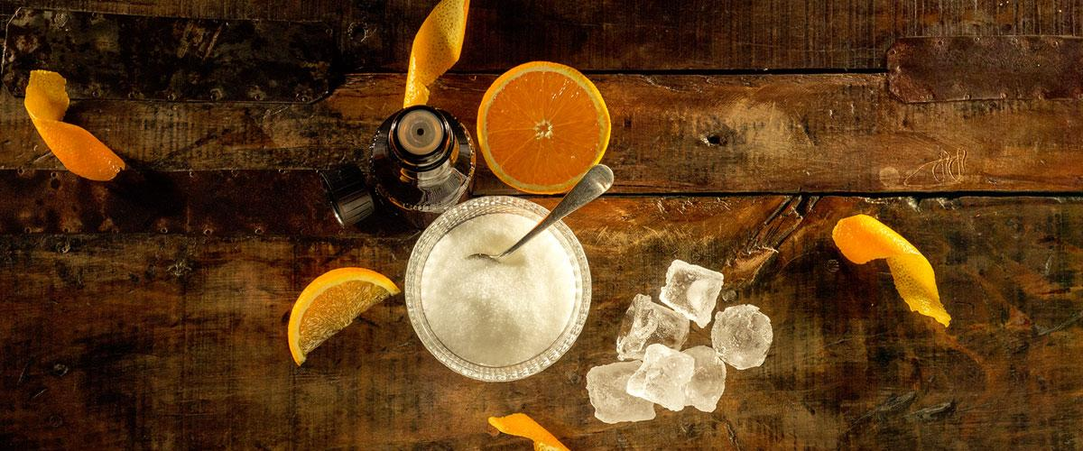 Ingredience koktejlu Rum Old Fashioned Havana Club