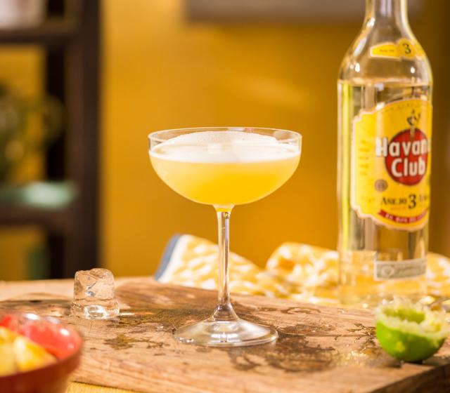 Recept na koktejl El Nacional – Rumové koktejly – Havana Club