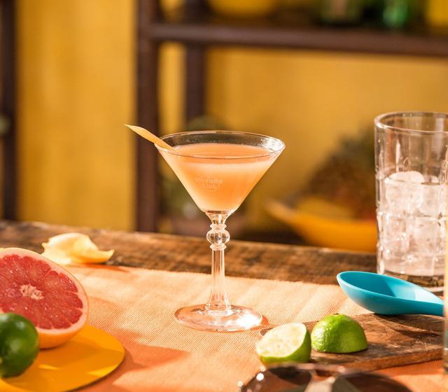 Recept na koktejl Hemingway Daiquiri Havana Club