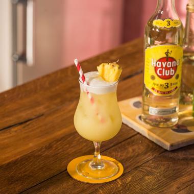 Recept na koktejl Piña Colada Havana Club