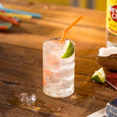 Recept na koktejl Saoco Havana Club