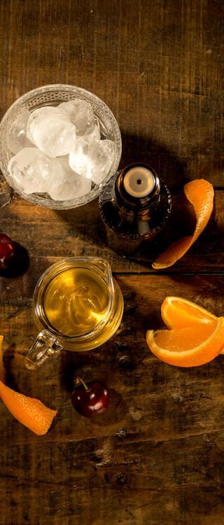 Ingredience koktejlu 7 Naranja Havana Club