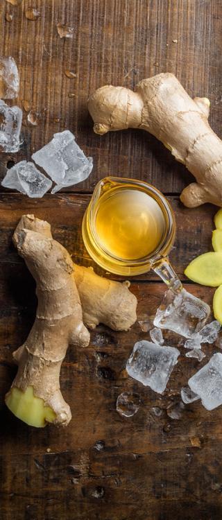 Ingredience koktejlu Cuban Ginger Havana Club