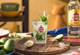 Cocktailrezept Mojito - Kurzanleitung Havana Club