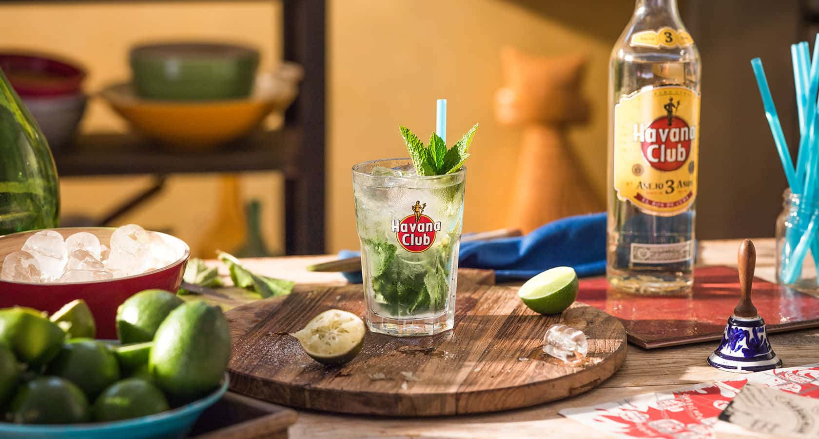 Mojito recipe rum cocktails havana club for Site de cocktail