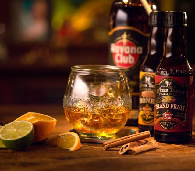 7 Neat With Essence Of Cuba Recipe