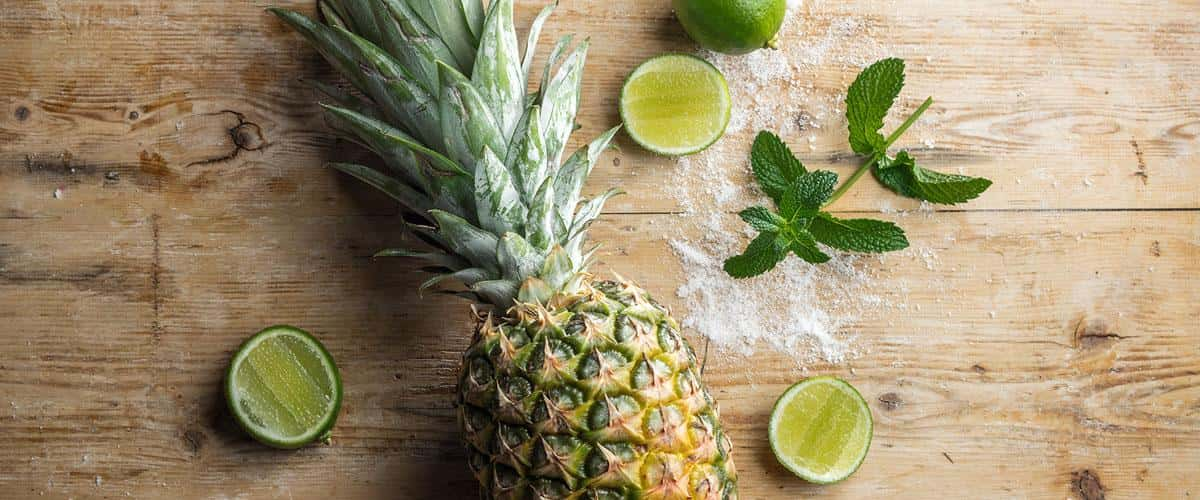 Ingredienti Pineapple Twist Mojito Havana Club