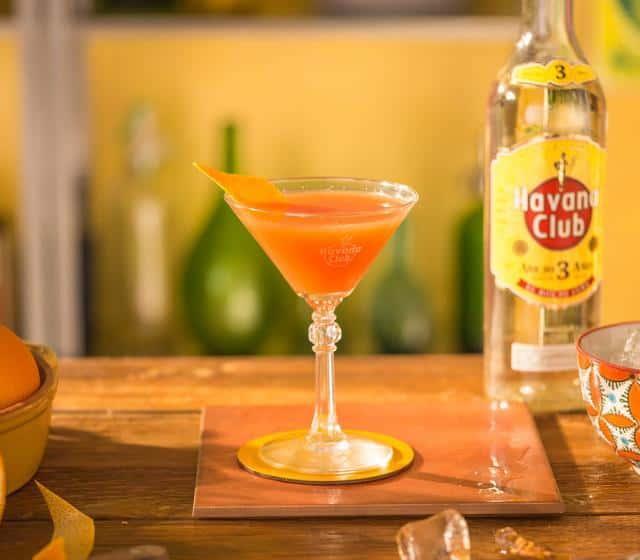 Ricetta Santiago Havana Club