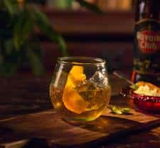 Ricetta Rum Old Fashioned Havana Club