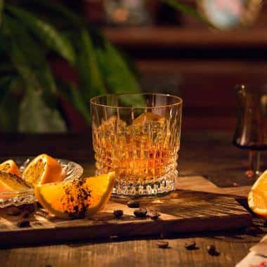Ricetta 7 Sips Orange and Coffee Havana club