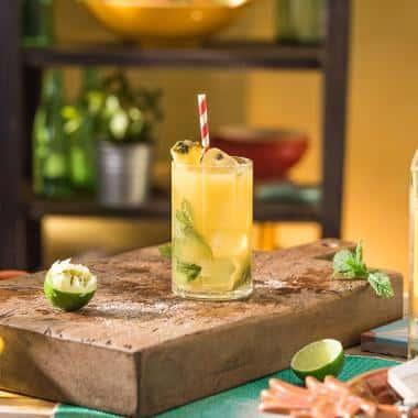 Ricetta Pineapple Twist Mojito Havana Club
