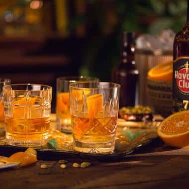 Ricetta Rum Old Fashioned for Many Havana club