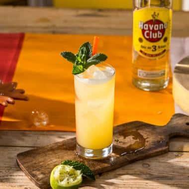 Ricetta Silver Pineapple Havana Club