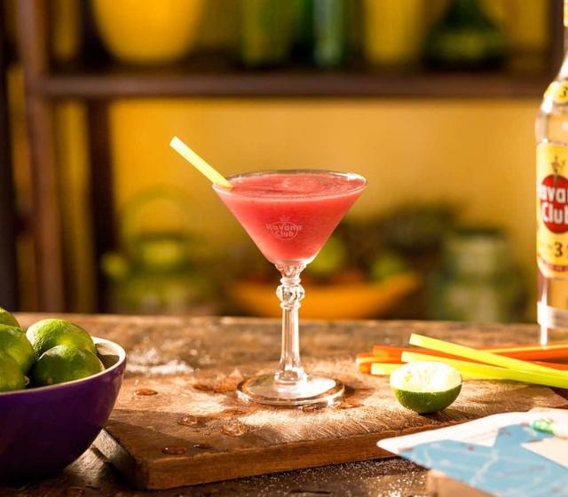 Fruit Daiquiri Recipe