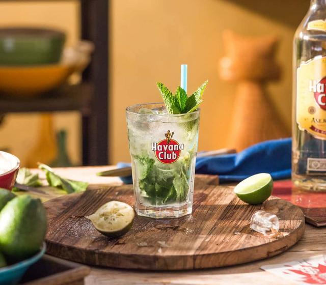 Mojito Cocktail recipe Havana club