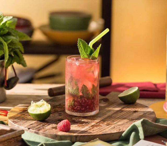 Mojito Raspberry Recipe