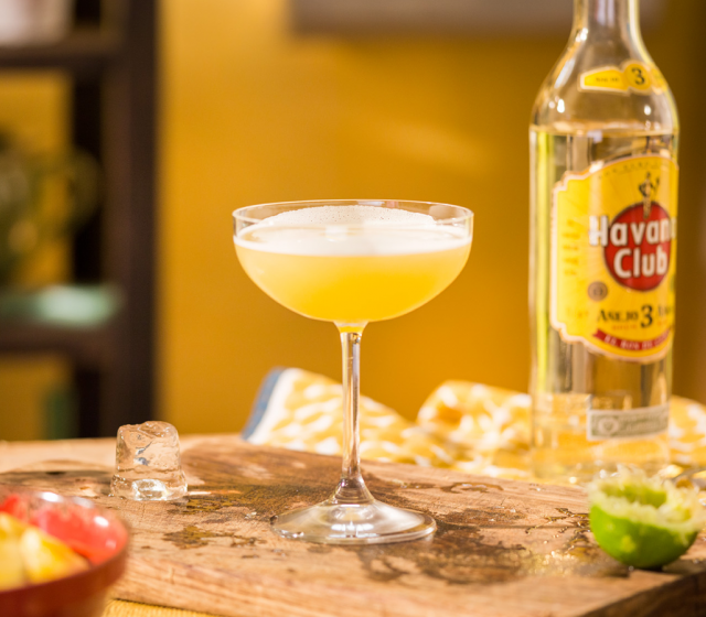 El Nacional Recipe - Rum cocktails - Havana Club