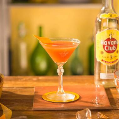 Santiago Cocktail recipe Havana club
