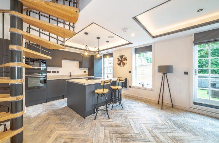 Islinghaus Apartments in Islington