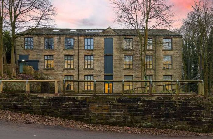Greenlane Mill refurbishment completed by priestley construction